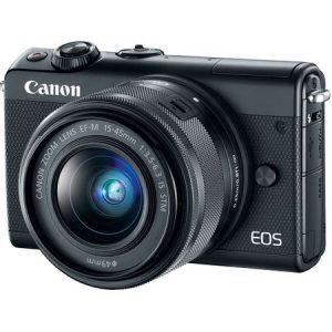 Test Aparat foto Mirrorless Canon EOS M100
