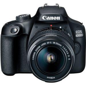 Recenzie DSLR Canon EOS 4000D