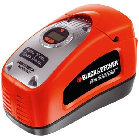 Compresor auto Black&Decker ASI300