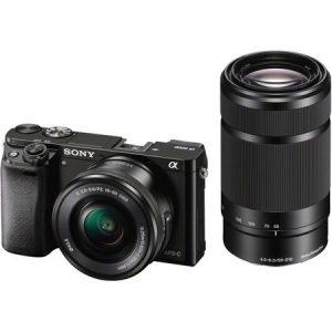 Recenzie Sony Alpha A6000YB