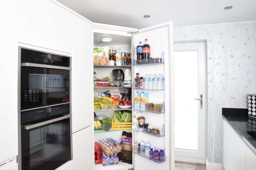 lada frigorifica si congelator