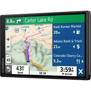 Sistem de navigatie Garmin DriveSmart 65 Full EU MT-S, GPS