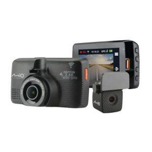 Camera auto DVR duala Mio MiVue798