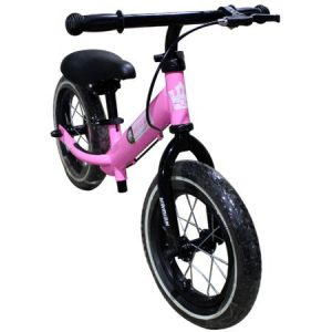 Bicicleta Premium fara pedale KotaBaby Roz