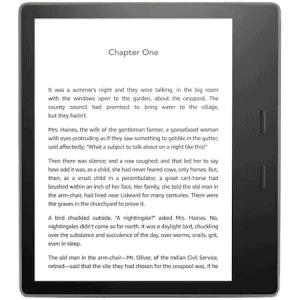 "eBook Reader Kindle Oasis 2019, 7"", 8 GB, WiFi, 300 ppi, Grafit"