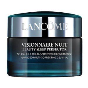 Crema de noapte Lancome Visionnaire Beauty Sleep Perfector Gel in Oil, 50 ml