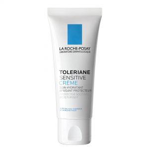Crema hidratanta prebiotica La Roche-Posay Toleriane Sensitive, 40ml