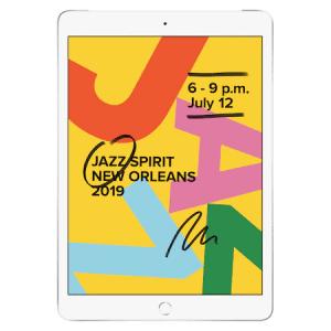 Apple iPad 10.2'' (2019), 128GB, Cellular, Silver