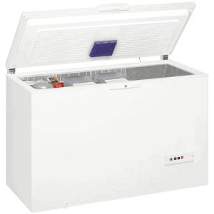 Lada frigorifica Whirlpool WHM3911, 390 l, Clasa A+, Alb