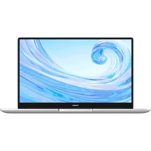 "Laptop Huawei MateBook D15 2020 cu procesor AMD Ryzen™ 5 3500U pana la 3.70 GHz, 15.6"", Full HD, IPS, 8GB, 256GB SSD, Radeon™ Vega 8, Windows 10 Home, Mystic Silver"