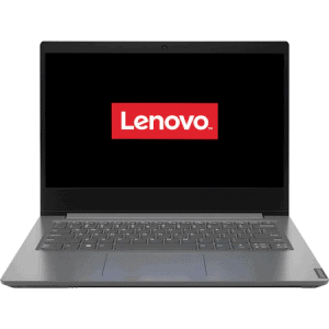 "Laptop ultraportabil Lenovo V14 ADA cu procesor AMD Ryzen 3 3250U pana la 3.50 GHz, 14"", HD, 4GB, 1TB HDD, AMD Radeon Graphics, Free Dos, Iron Grey"