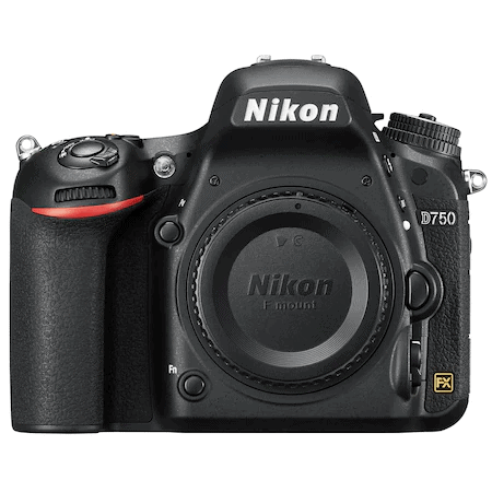 DSLR Nikon D750