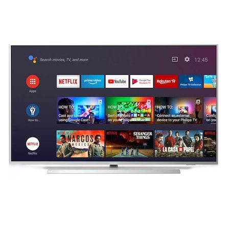 LED Smart Android Philips 146 cm