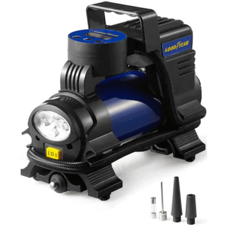 Compresor de aer, digital, 12V, Goodyear GY900017