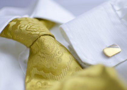 Butoni din aur pentru un tată elegant-cadouri pentru tați
