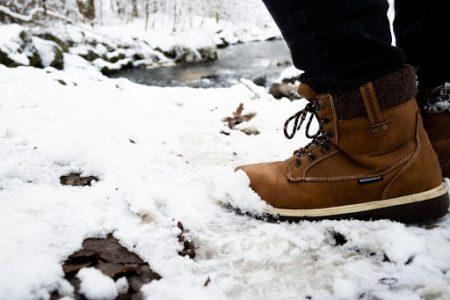 Încălțăminte de iarnă pentru vânătorii pasionați de vânatul pe culmile munților