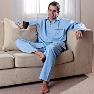 cadou iubit pijamale