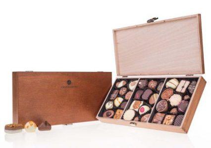 Cadoul cu care nu dai greș niciodată – ciocolata!