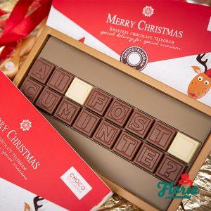 cadou pentru el ciocolata