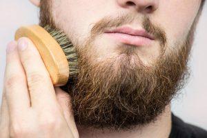 cadou pentru el perie de barba