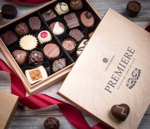 cadou prietena ciocolata