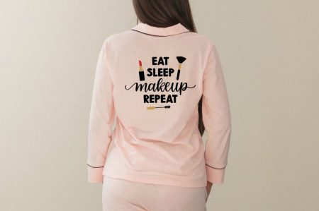 cadou pt iubita pijama personalizata