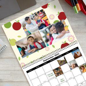 cadpu cea mai bună prietenă calendar