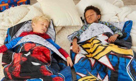 cadouri pt baieti sac de dormit