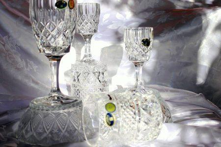 cadouri cununie civila pahare de cristal